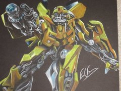 Bumblebee By franeres