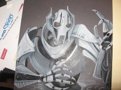 General Grievous By franeres