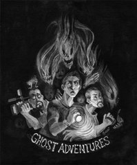 Ghost Adventures By JenrenG