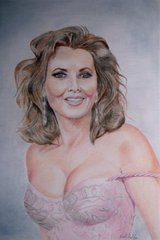 Carol Vorderman At The NTA,s By Boldy