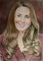 Duchess of Cambridge By Boldy